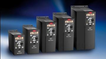 Новая линейка преобразователей частоты Danfoss